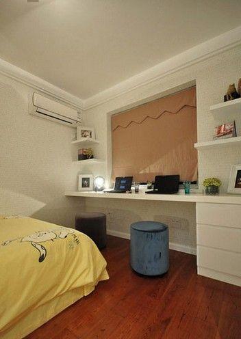 兩居室現代簡約書房