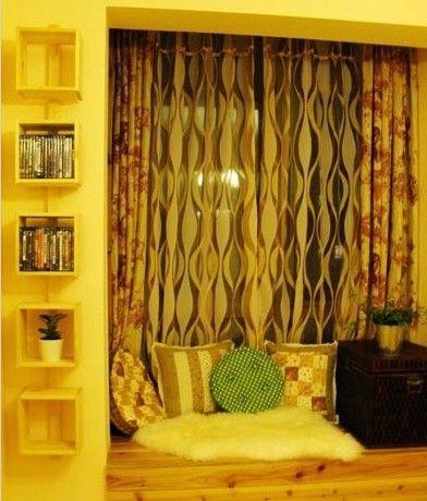 两室一厅田园风格小卧室