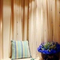 温暖卧室飘窗装修效果图