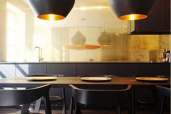 小户型现代简约餐厅