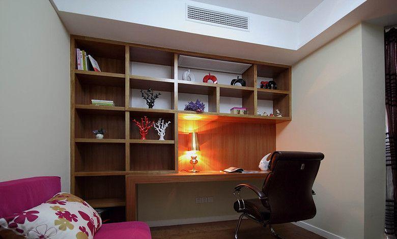 三居室簡約風格書房