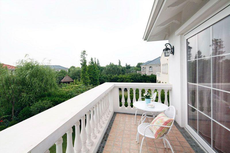 别墅美式风格阳台