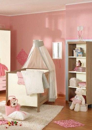 别墅简约风格婴儿房