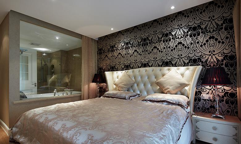 主卧房的高贵设计2装修效果图