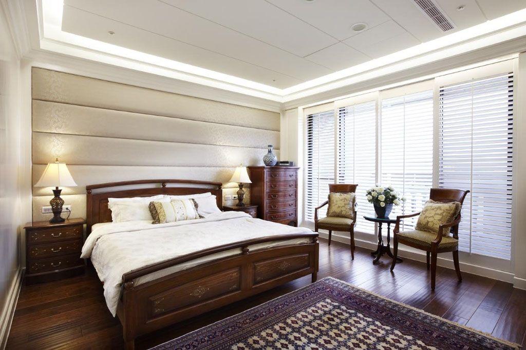 印度风格的卧室装修效果图
