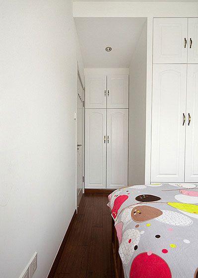 卧房空间装修效果图
