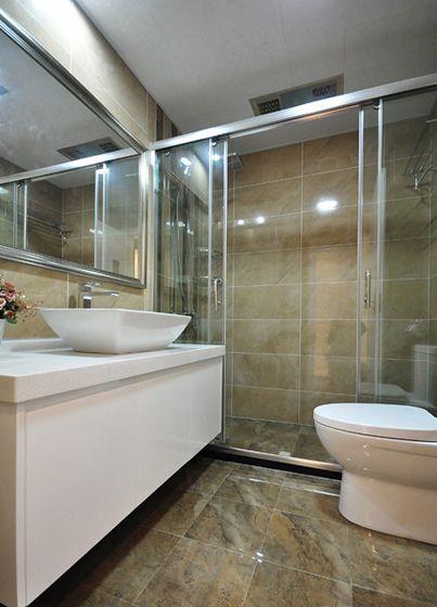 家居卫生间装修效果图
