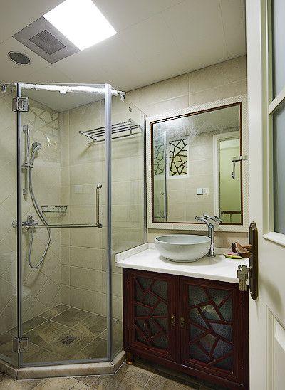 次卫淋浴房装修效果图