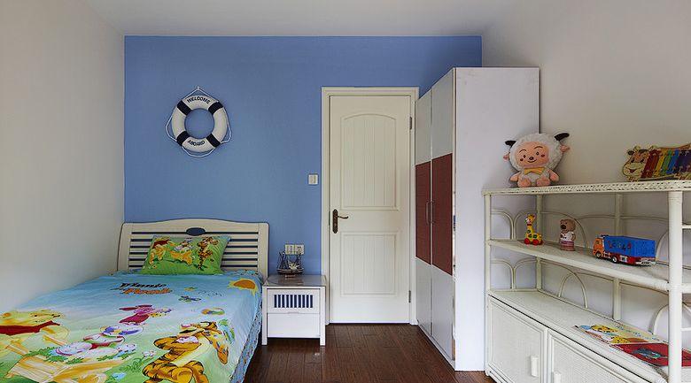 美式儿童房装修效果图