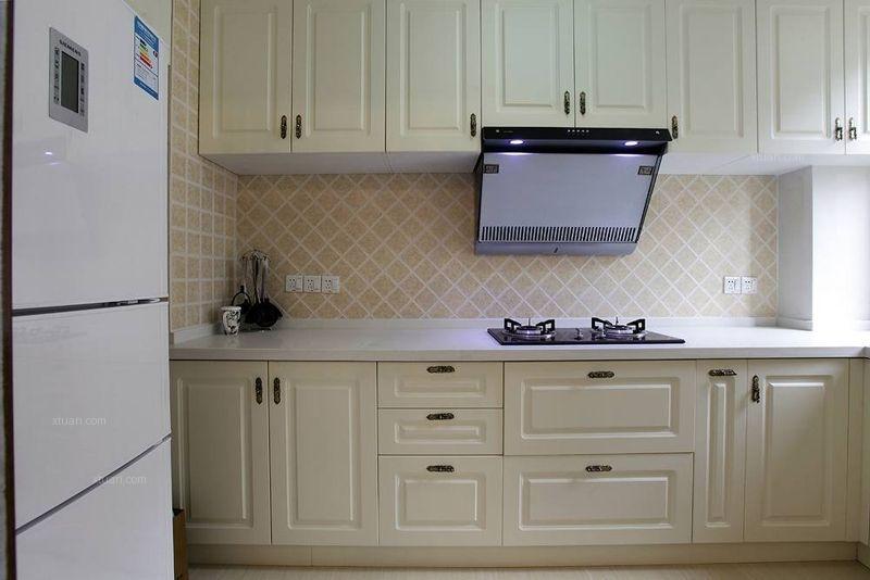 2013欧式厨房装修效果图案例赏析
