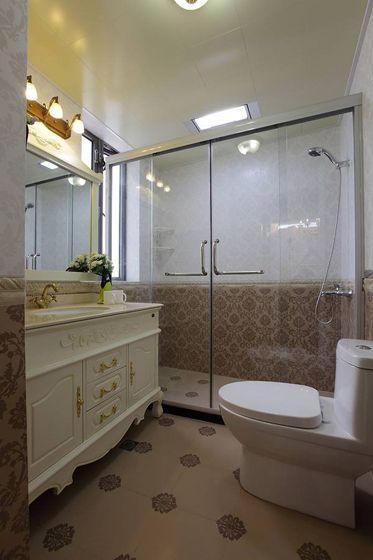 简欧式卫生间装修效果图