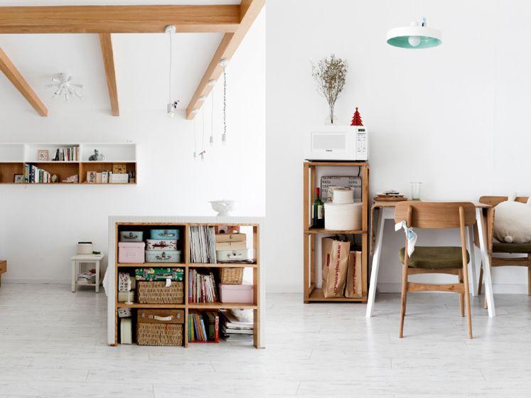 小户型北欧风格书房