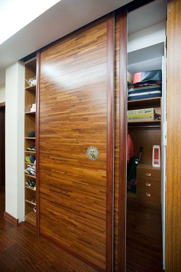 客厅的储物空间装修效果图