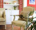 客厅休闲椅装修效果图