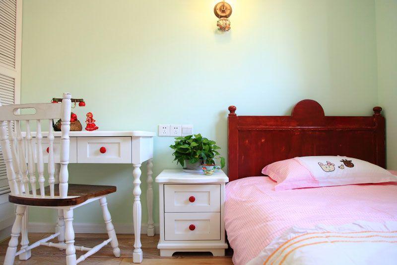 儿童房床头柜装修效果图