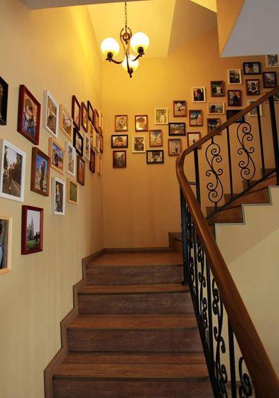 复式楼梯装修效果图