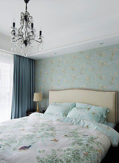 幸福的卧室装修效果图