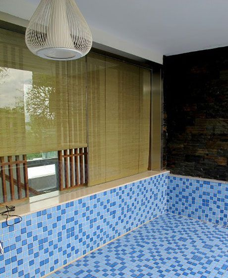 室内泳池装修效果图