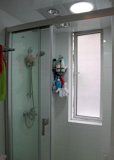 简易浴室装修效果图