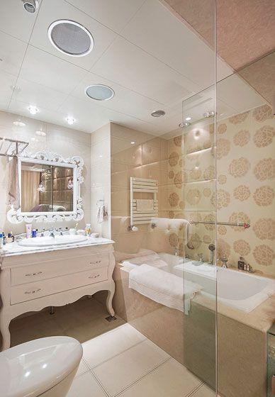 新古典浴室装修效果图