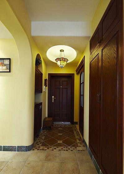 入门玄关设计装修效果图
