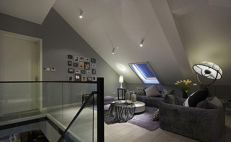 阁楼照片墙装修效果图
