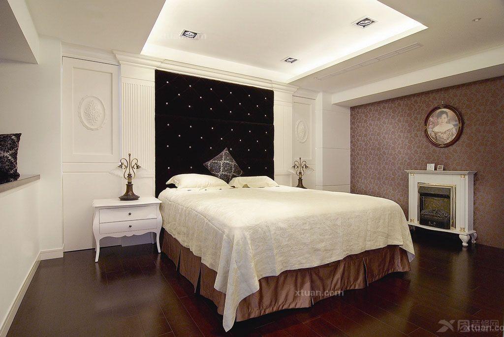 背景墙 房间 家居 起居室 设计 卧室 卧室装修 现代 装修 1024_685