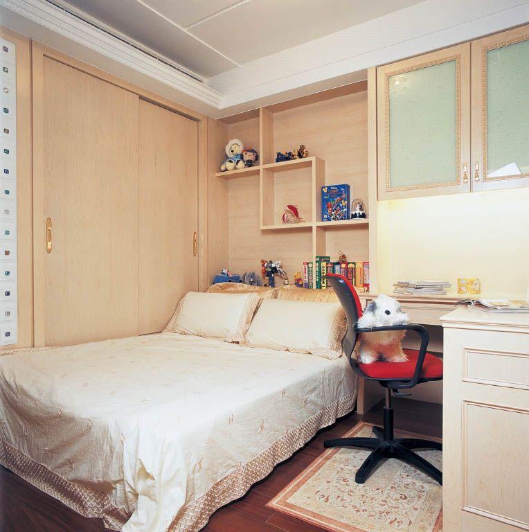 简朴儿童房装修效果图