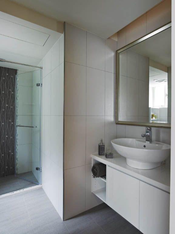 卫生间洗脸盆图片欣赏 卫生间洗脸盆安装方法