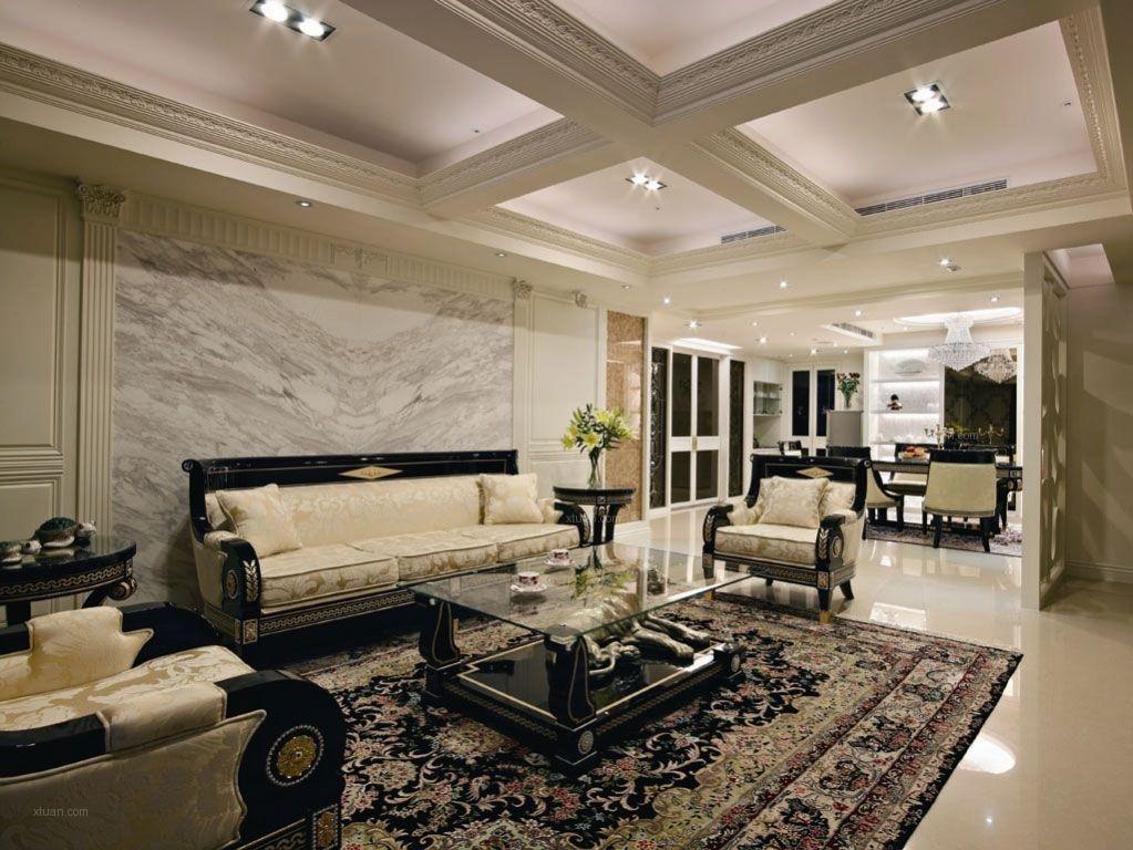 Classic European Style Interior Design