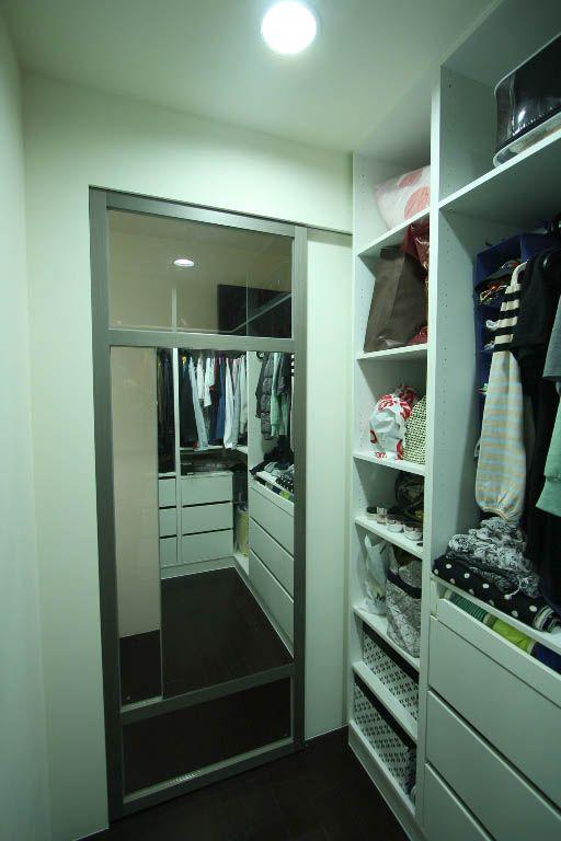 小空间更衣房装修效果图