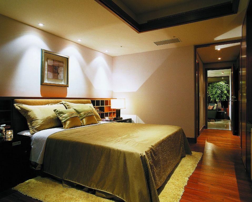 奢华小卧房装修效果图图片