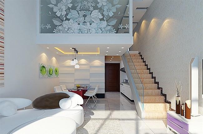 单生公寓装修效果图