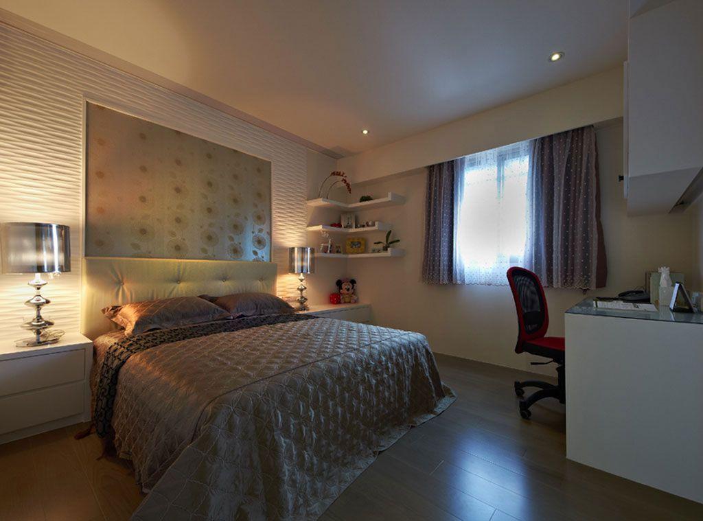 背景墙 房间 家居 酒店 设计 卧室 卧室装修 现代 装修 1024_759