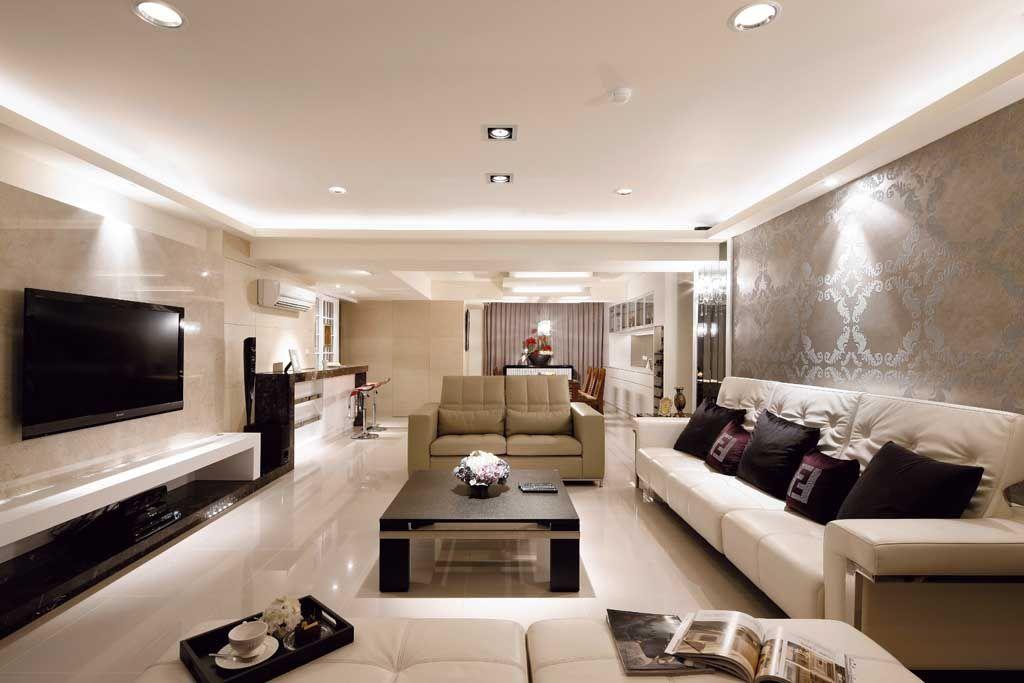 新空间客厅设计装修效果图