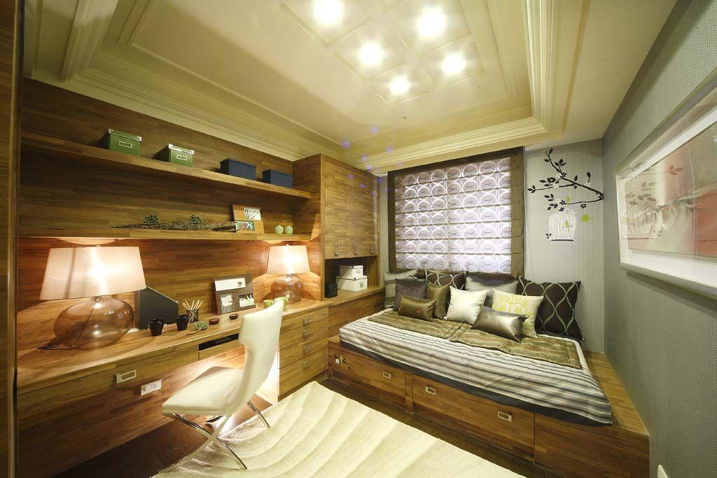 木质空间儿童房装修效果图