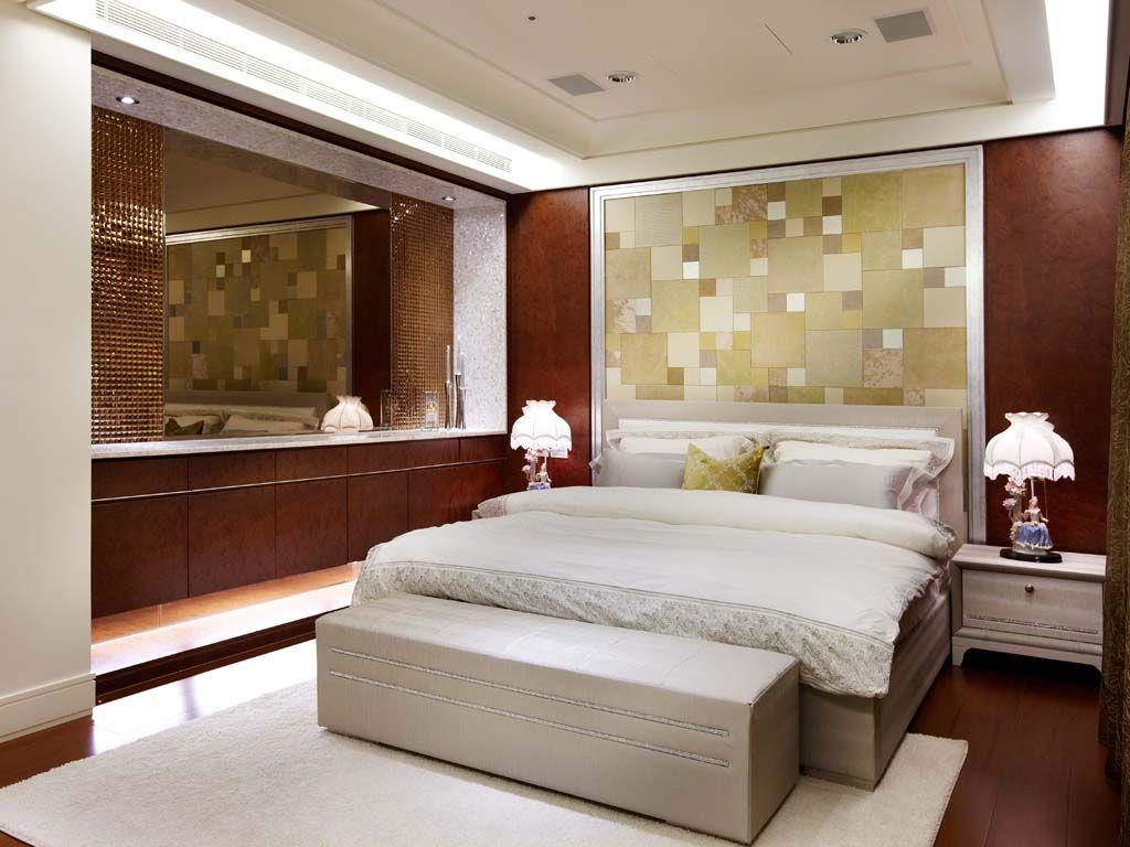 主卧室卧室背景墙