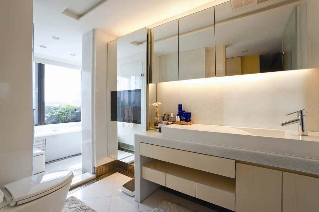 丰富实用的卫浴空间