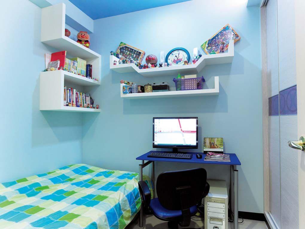 小空间简朴儿童房装修效果图