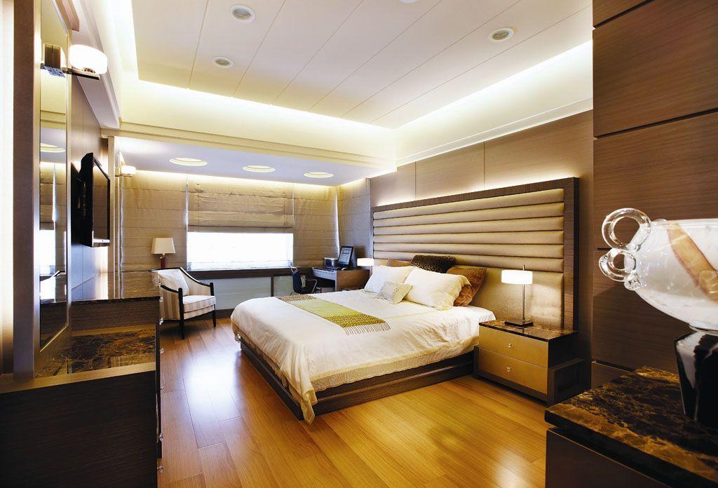 卧室休闲阅读区 装修效果图