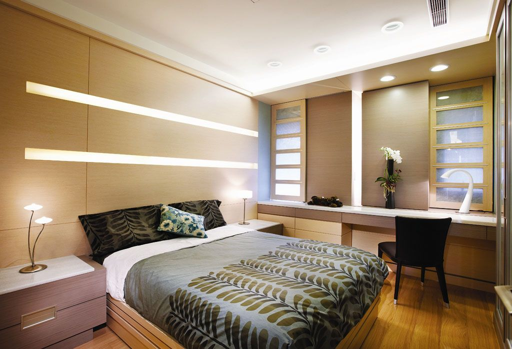 背景墙 房间 家居 起居室 设计 卧室 卧室装修 现代 装修 1024_698