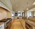都市现代风格厨房装修效果图