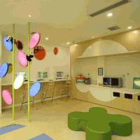 幼儿早教中心大厅装修效果图