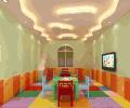 早教中心活动室装修效果图