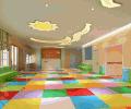 哈喽贝比早教游玩大厅装修效果图