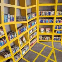 书店儿童读物区装修效果图