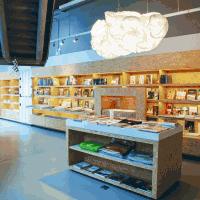 書店選購區裝修效果圖