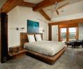 复古卧室装修效果图
