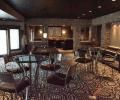 欧式别墅复古餐厅装修效果图