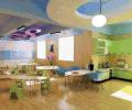 金宝贝早教中心设计装修效果图